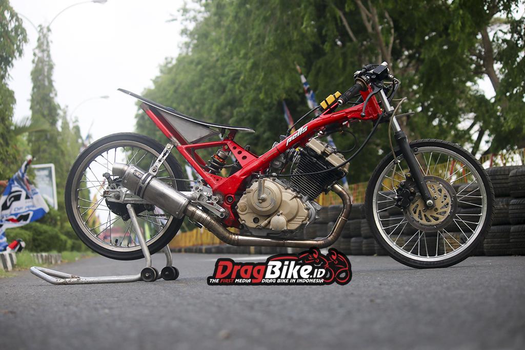 Satria Fu 200cc Jocel Kawahara Pels Racing Tercepat Se Indonesia