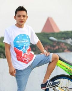 Nico Sakaw temen seperjuangan berikut menjadi Brand Ambasador Racing Hell