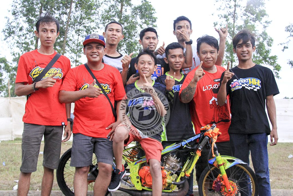 Team HA Feat HK MC Racing