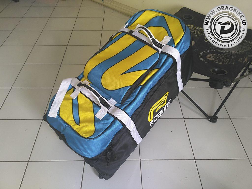 Semua kebutuhan cukup dalam 1 tas saja